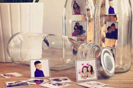 The Flash Mob Photography - Childrens Mini Photoshoot with Personlised Milk Bottle Gift - Save 0%