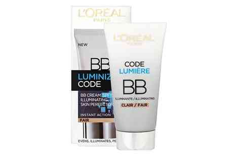 Ckent - LOreal Paris youth luminise code cream - Save 36%