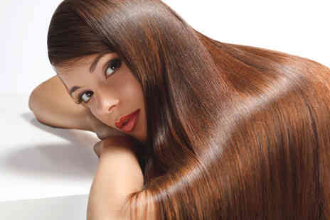 Au Hair and Beauty - Professional keratin hair straightening treatment - Save 79%