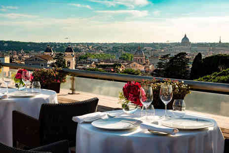 Hotel Sofitel Rome Villa Borghese - Five Star 4 nights Stay in a Superior Room, or Luxury Room with sofa for bookings of 3 guests - Save 66%