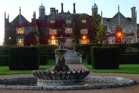 Eastwell Manor - Four Star 1 night Stay in a Deluxe Manor Room - Save 0%