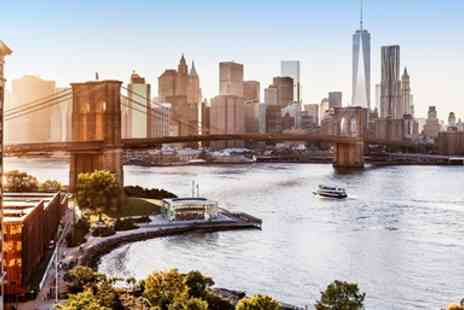 Travel Interaction - New York Three Nights Stay City Break - Save 0%