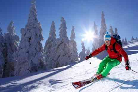 Broadway Travel - Five Nights stay Ski Break With Ski Hire And Lift Pass - Save 0%