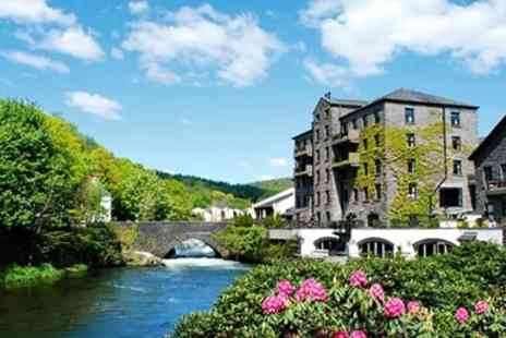 The Whitewater Hotel and Leisure Club - Two Nights Lake District Stay with Dinner - Save 0%