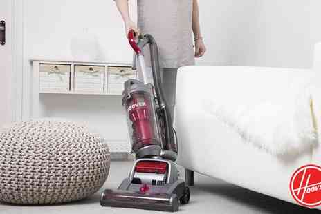 Groupon Goods Global GmbH - Hoover Reactiv Bagless Upright Vacuum Cleaner With Free Delivery - Save 60%