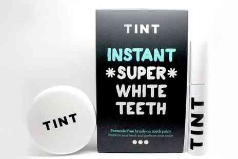 Groupon Goods Global GmbH - TINT Instant Teeth Whitener - Save 35%