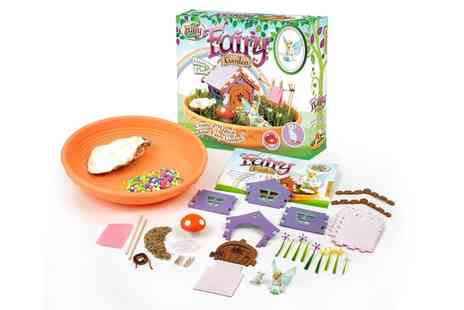 Groupon Goods Global GmbH - My Fairy Garden Fairy Garden Playset - Save 13%