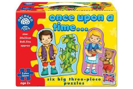 Groupon Goods Global GmbH - Orchard Toys Once Upon a Time Puzzles - Save 13%