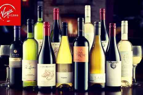Virgin Wines - £50 or £100 to Spend on Award Winning Wine - Save 50%