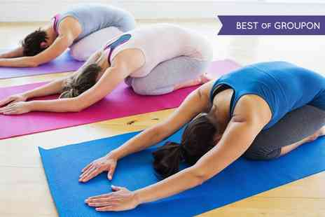 Fitness Fusions - Choice of six classes of Hot or Unheated Yoga or Pilates - Save 77%