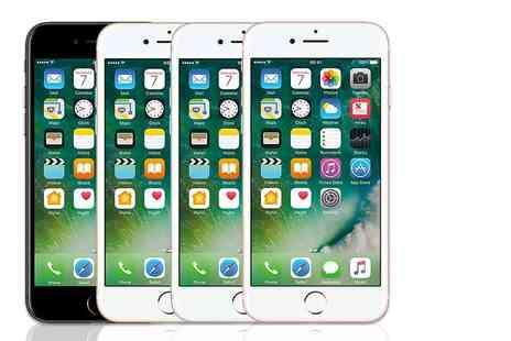 Buymobiles - 32GB iPhone 7 when you sign up to a 24 month Three contract Plus Delivery Included - Save 91%