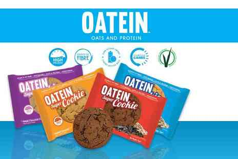 KAW Trading - 12 Oatein cookies - Save 42%