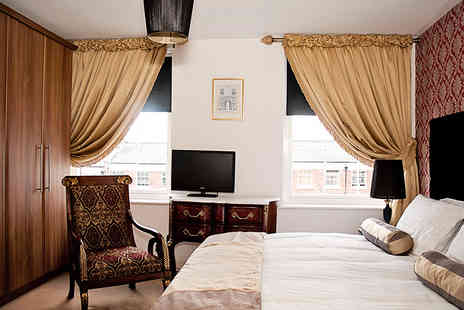 Georgian Townhouse Hotel - Overnight Stay Liverpool break for two with room service breakfast - Save 44%