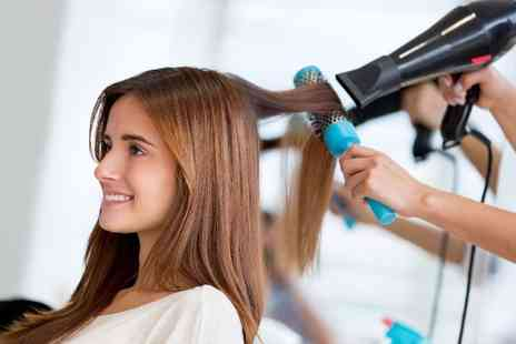 Lynda V Price - Luxury wash, cut & blow dry - Save 45%