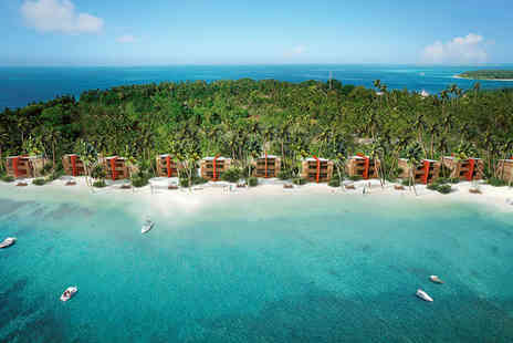 The Barefoot Eco Hotel - Four Star Seven nights Stay in a Beach Front Room - Save 10%