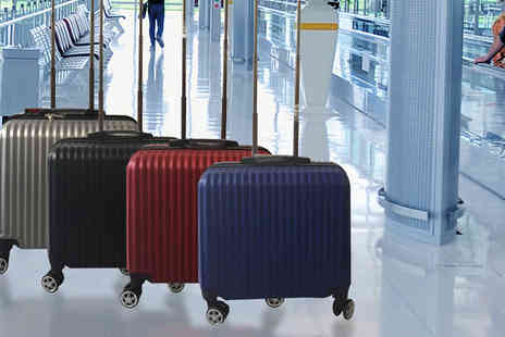 Mccalifornia - 18inch Cabin Bag in 4 Colours - Save 85%