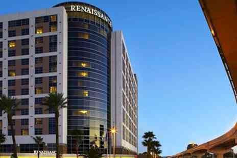 Renaissance Las Vegas Hotel - Weekends at 4 Star Off Strip Hotel Stay with No Resort Fee - Save 0%