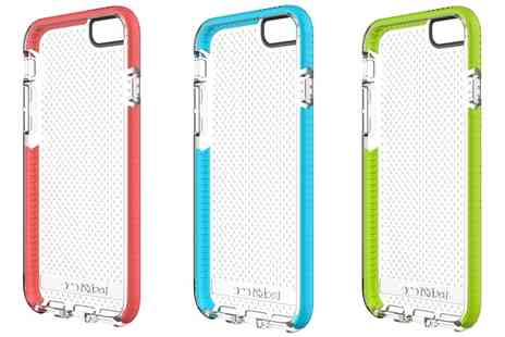 Groupon Goods Global GmbH - Tech 21 Evo Mesh Sport Case for iPhone - Save 67%