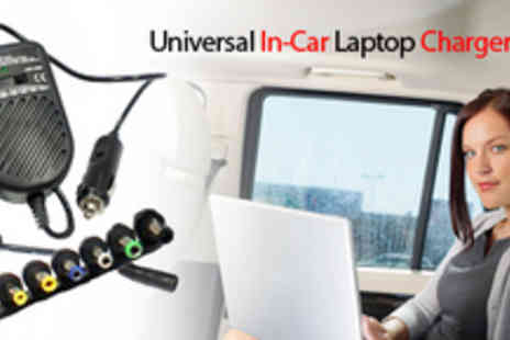 Umbrellani - Universal In-Car Laptop Charger - Save 54%