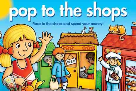 Groupon Goods Global GmbH - Pop to the Shops Game - Save 16%