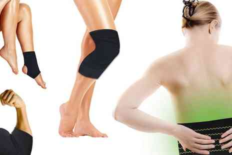Groupon Goods Global GmbH - Copper Healing Muscle and Joint Supports - Save 0%