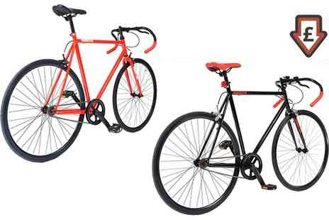 Groupon Goods Global GmbH - Muddyfox 700c Roadster Bike With Free Delivery - Save 43%