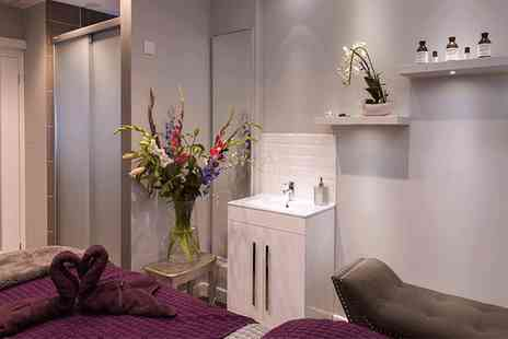 Match Skin Salon - 30 Minute Back, Neck and Shoulder Massage with Optional 30 Minute Facial - Save 54%