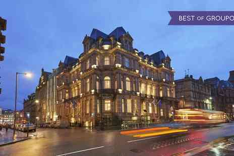 DoubleTree Hilton Liverpool - Three Course Sunday Lunch with Prosecco for Two - Save 41%