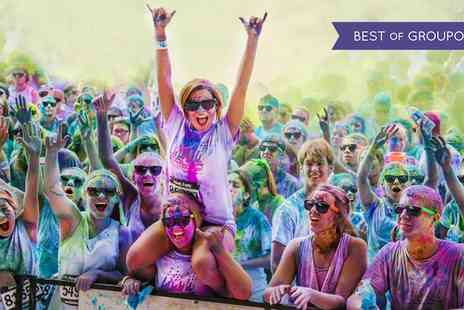 Color Vibe - Color Vibe 5K Run on 23 September - Save 39%
