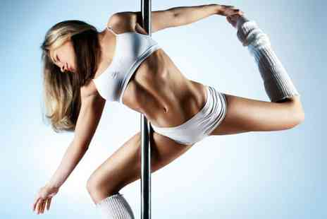 Pure Joy - Three pole fitness classes - Save 68%