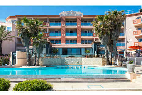 Flamants Roses - Four Star 4 nights Stay in a Deluxe Room with Sea View - Save 49%