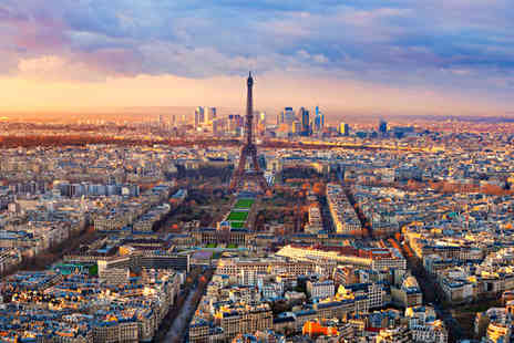 Hotel Eden Paris - Three nights in a Superior Room - Save 49%