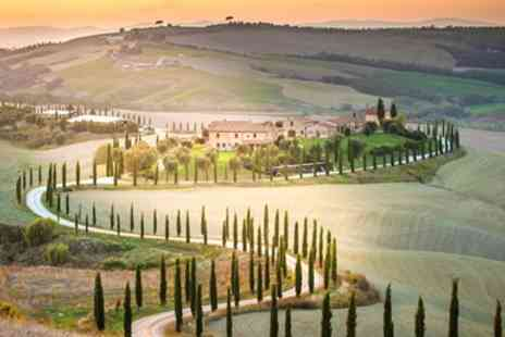 Exclusive Luxury Breaks - Five Star Tuscany Beachfront Escape with Flights & Dinner - Save 0%