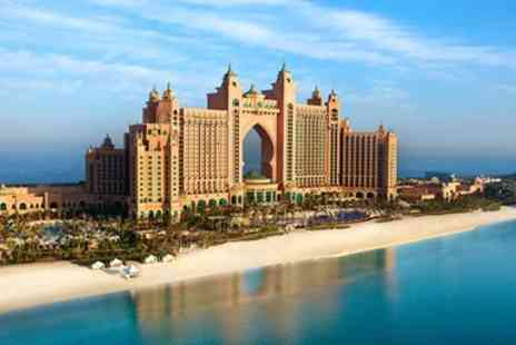 Travel Interaction - Atlantis, The Palm Dubai Escape with Meals & Flights - Save 0%