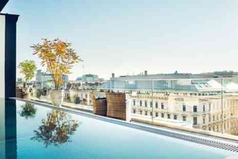 Grand Ferdinand - Luxury Vienna Hotel Stay with Breakfast & Bubbly - Save 0%
