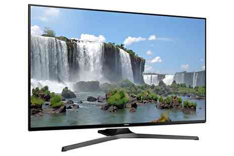 Groupon Goods Global GmbH - Samsung UE55J6240AK 55 Inch HD 1080p LED Smart TV WIth Free Delivery - Save 16%