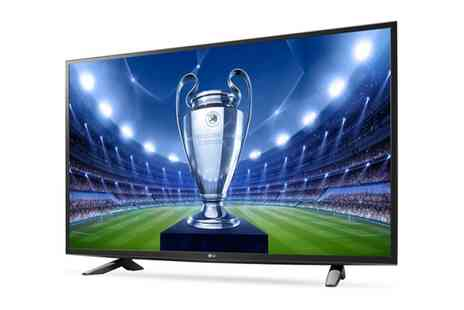 Groupon Goods Global GmbH - LG 43LH5100 43 Inch HD 1080p LED TV With Free Delivery - Save 31%