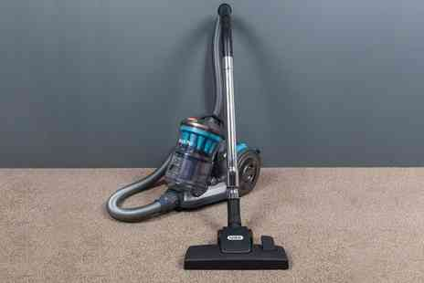 Groupon Goods Global GmbH - Vax Bagless Vacuum Cleaner With Free Delivery - Save 61%