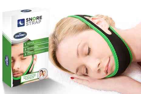 Groupon Goods Global GmbH - Dr. Lutaevono One or Two Anti Snore Straps - Save 75%