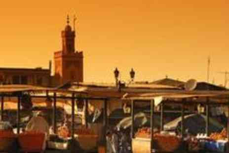 Riad Zayane Atlas - Six night stay for two in Marrakech - Save 61%