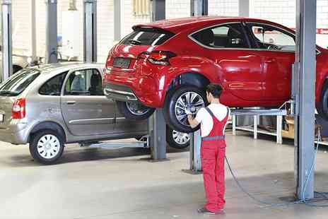 M & S Auto Solutions - MOT Test for a Class IV Vehiclec - Save 31%