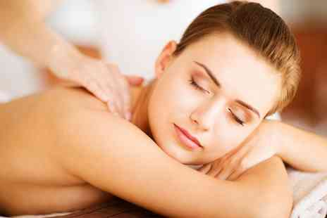 Serenity Steps - Full Body Swedish Massage with Optional Facial - Save 33%
