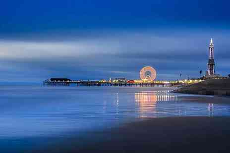Derwent Hotel - Two, three or four night Blackpool break with breakfast - Save 59%