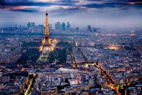 ClearSky Holidays - Two or three night Paris break with flights - Save 33%