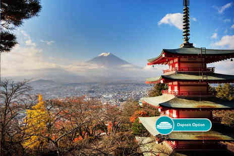 ClearSky Holidays - Seven or ten night Tokyo trip and flights - Save 23%