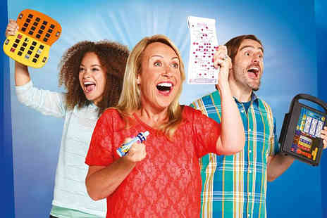Gala Bingo - 10 games of bingo for two people including chips and a choice of one topping each - Save 0%