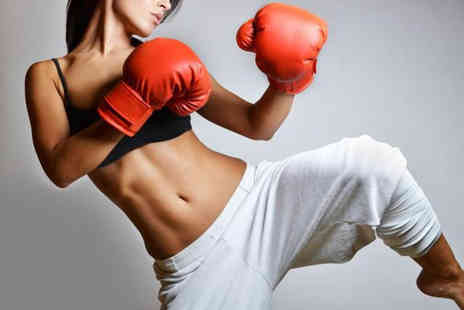 British Military Martial Arts - 10 kickboxing and military style fitness classes - Save 84%
