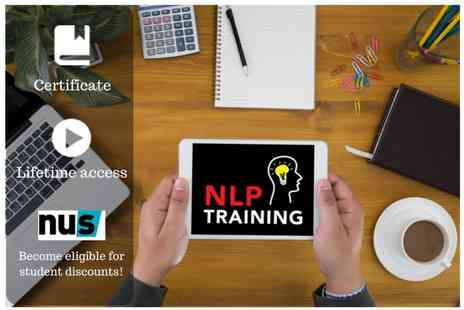 OfCourse - Online NLP practitioner course bundle - Save 77%