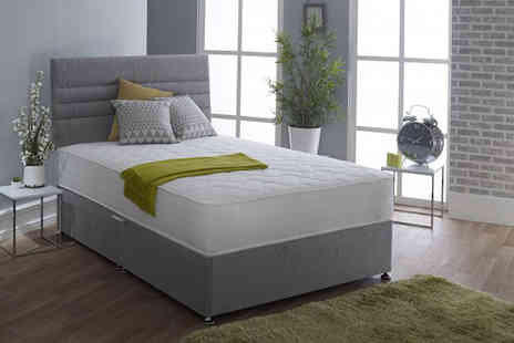 Sleep Express - Single, double, king or super king size mattress - Save 75%