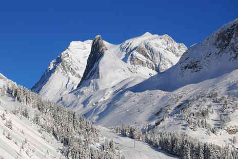 Residence Les Jardins de la Vanoise - Four Star 7 nights Stay in a 3 Room Apartment - Save 35%
